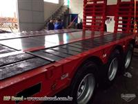 Carreta Graneleira Carga Seca Porta Container
