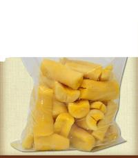 Mandioca embalado a vácuo -mandioca pre cozida -mandioca in natura