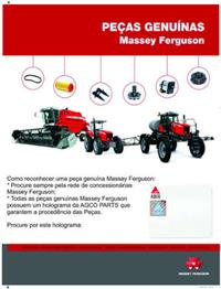 Peças Massey Ferguson