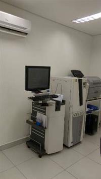 Aparelhos Raio-X, Mamógrafo e CR Digital Agfa