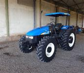 Trator Ford/New Holland TL85 4x4 ano 12