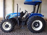 Trator Ford/New Holland TL 75 4x4 ano 14
