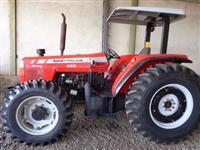 Trator Massey Ferguson 285 4x4 ano 08