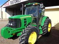 Trator John Deere 6110J 4x4 ano 15