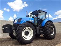 Trator Ford/New Holland T6 110 4x4 ano 15