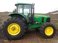 Trator John Deere 6180J 4x4 ano 14