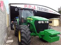 Trator John Deere 7185J 4x4 ano 12