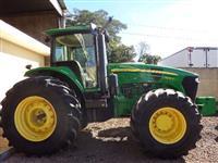 Trator John Deere 7225 4x4 ano 16