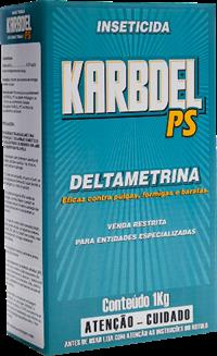 KARBDEL1 Kg CAIXA COM 12 X 1 KG