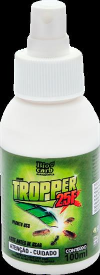Tropper 2.5F 100 ml P.U. Caixa de 24 x 100 ml.