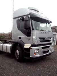 Caminh�o  Iveco Stralis NR 740S46T 6x4  ano 11