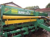 Plantadeira Tatu 9Linhas, sistema de plantio botinha