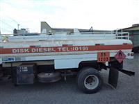 tanque de 400litros para diesel com bomba gatilho e marcador de quantidade
