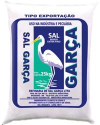 Nutrição Animal  - Sal  - Sal Branco