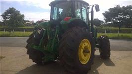 Trator John Deere 6180J. 4x4 ano 13