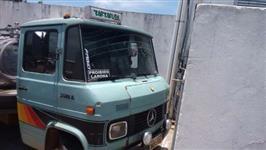 Caminhão Mercedes Benz (MB) 708E ano 88