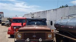 Caminhão Ford F-13000 ano 81