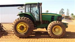 Trator John Deere 6180 4x4 ano 11