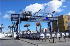 Pórtico sobre Trilhos 30 ton