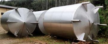 Tanque de inox 304 10mts3 (Preço promocional)