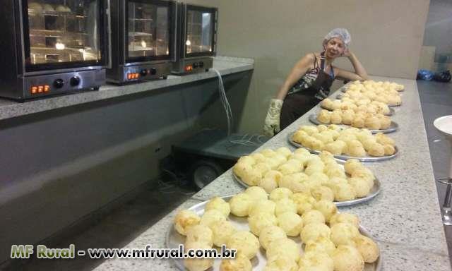 Pão de Queijo e Biscoito de Queijo MINEIRO Seja distribuidor
