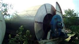 Filtro rotativo à vácuo em Inox Mausa
