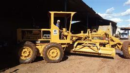 Motoniveladora caterpillar 120 B