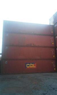 Container Contêiner Marítimo Usado