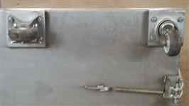Carrinhos de Movimentação em Aço Inox