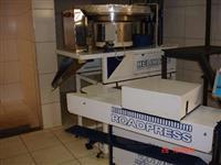 Maquina de empacotar jhm heliomaitc e seladora rodpress