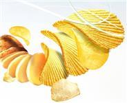 Batatas palha de ótima qualidade