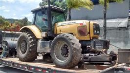Trator Massey Ferguson 6350 4x4 ano 09