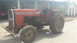 Trator Massey Ferguson 265 4x2 ano