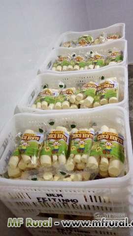 Bem Feitinho Legumes e Verduras Higienizadas , Processadas e Embaladas