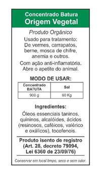 BATUTA - MELHOR QUE TORTA DE NEEM