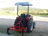 Trator Agrale 4100 4x4 ano 08