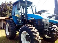 Trator Ford/New Holland TS6000 4x4 ano 14