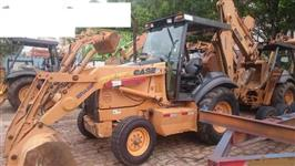 RETROESCAVADEIRA CASE 580M 4X2 ANO 2008 EMPLACADA!!!