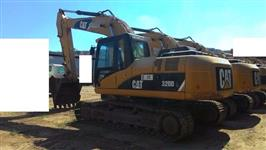 ESCAVADEIRA CAT 320DL ANO 2008!!