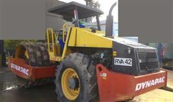 ROLO COMPACTADOR DYNAPAC CA250 PD ANO 2009 COM 3.026 HORAS ORIGINAIS!!