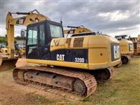 ESCAVADEIRA CAT 320DL ANO 2012!!