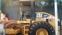 ROLO COMPACTADOR CAT CP533E ANO 2010 COM 3.800 HORAS!!!