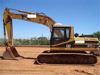 ESCAVADEIRA CAT 320BL ANO 1998 !!!