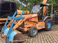 RETROESCAVADEIRA CASE 580L 4x2 ANO 2006