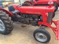 Trator Massey Ferguson 50 X 4x2 ano 89