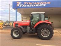 Trator Massey Ferguson 6350 190 cv 4x4 ano 10
