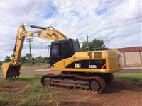 Escavadeira CAT 320 D