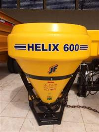 Distribuidores de Fertilizantes, Calcário e Semeadeira JF HELIX 600