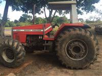 Trator Massey Ferguson 660 Advanced 4x4 ano 94