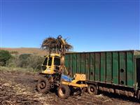 Trator Carregadeiras NewHoland ts90 4x4 ano 08